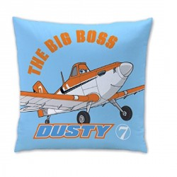 Coussin Dusty Planes