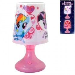 Petite Lampe My Little Pony pour enfant