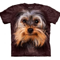 Tee shirt enfant Chien Yorkshire