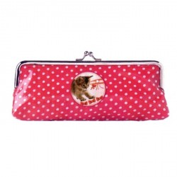 Porte Monnaie Chat Noeud Papillon