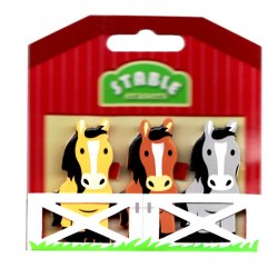 3 Gommes Cheval - My Love Horse