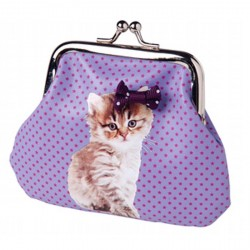 Porte Monnaie Chat Royal Kitten