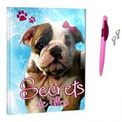 Journal intime Chien Secrets de filles