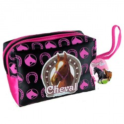 Trousse de toilette Cheval Passion