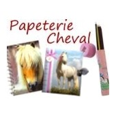 Papeterie cheval